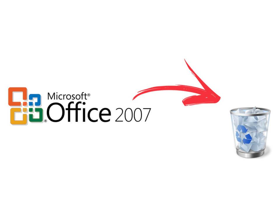 fin microsoft office 2007