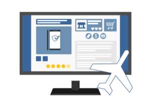 site e-commerce magasin trustinfo
